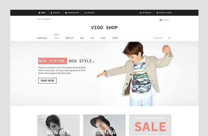 Vigo Shop