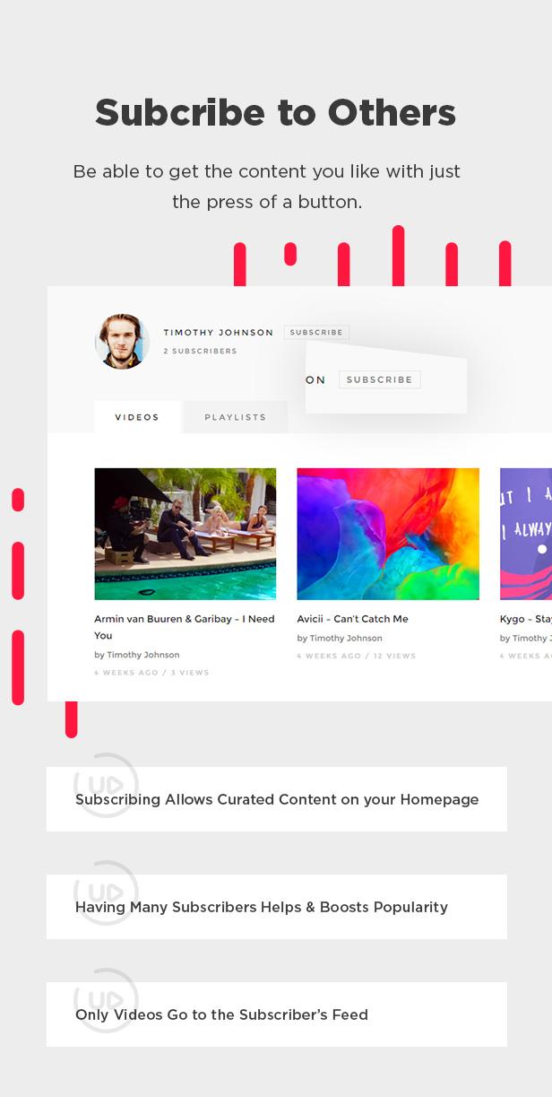 UberTube - Video WordPress Theme - 5