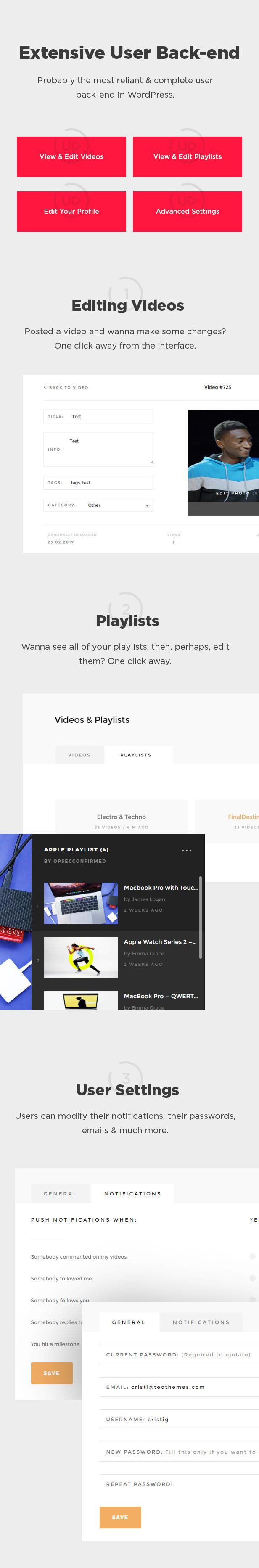 UberTube - Video WordPress Theme - 6