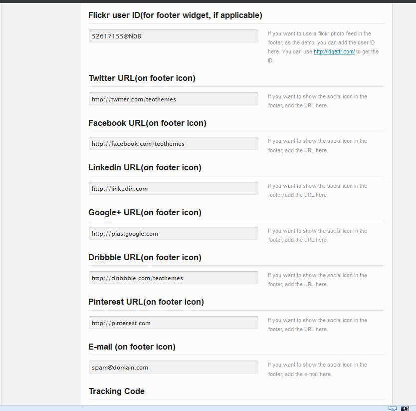 Horizonal - Single Page / One Page WordPress Theme